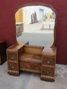 Bedroom Set With Vanity Dresser American Vanity Dresser Deco Waterfall Bedroom