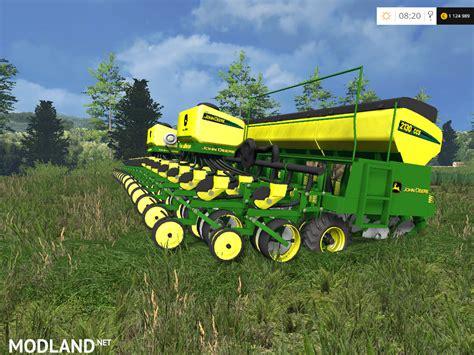 Mod Planter by Deere 2130 Planter Ccs V 1 4 Mod For Farming