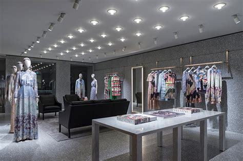 Get Excited With Valentino Boutique Opening by Now Open Valentino Opens Flagship Store In Buro 24 7