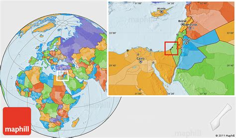 where is jerusalem on the map flag location map of gaza political outside