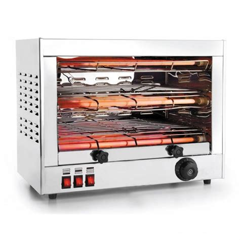 tostador electrico tostador el 233 ctrico doble de infrarrojos para hosteler 237 a