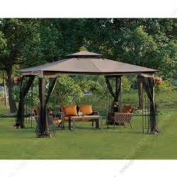 Ocean State Job Lot Gazebo by Sunjoydirect Com Sunjoy Ocean State Job Lots Osj Regency
