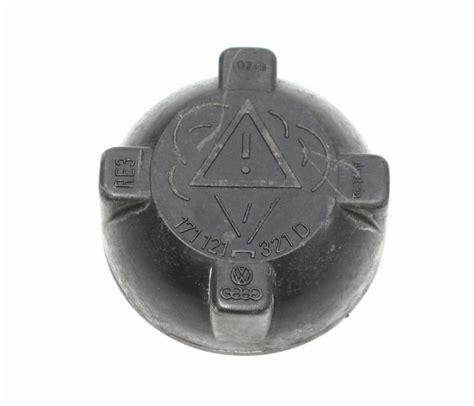 coolant reservoir lid cap vw mk1 jetta rabbit scirocco