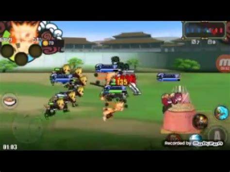 game naruto senki mod by dolan game naruto senki mod by iqbal youtube