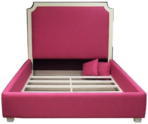 hot pink headboard the upholstery blog upholstered headboards are hot
