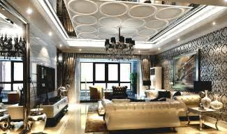 modern chic living room ideas bar interior design post modern style living room