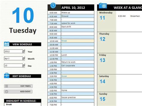 time management excel spreadsheet exltemplates