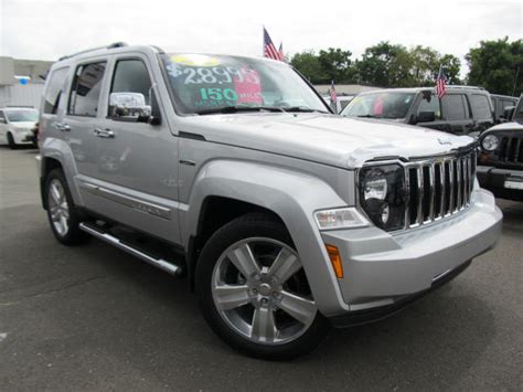 2012 Jeep Liberty Jet Edition 2012 Jeep Liberty Limited Jet Edition Car Interior Design