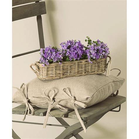 cuscini stile provenzale fodera per cuscino provenzale in lino etnico outlet mobili