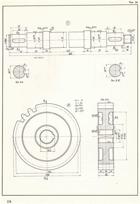 disegno meccanico dispense cad archivi pagina 3 di 5 antonio matteacciantonio