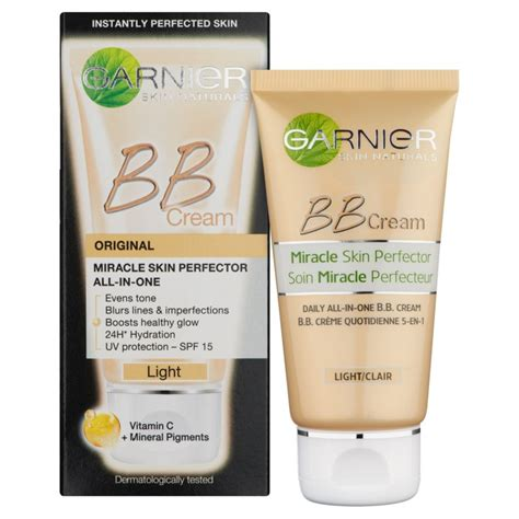 Bb Wardah Everyday Light garnier skin perfector daily all in one b b 50ml chemist direct