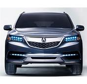 2014 Acura MDX White Diamond Pearl