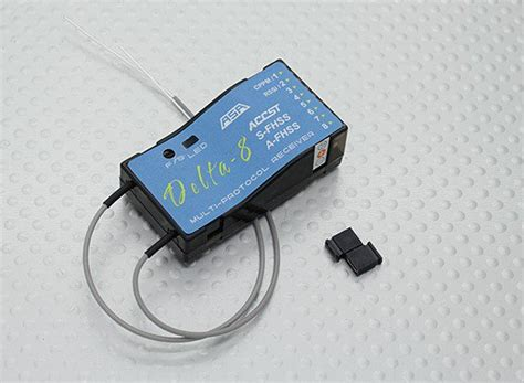 Frsky Delta 8 2 4ghz 8ch Multibrand Receiver frsky delta 8 2 4ghz 8ch multi brand receiver d8 v8 futaba s fhss fhss hitec afhss compatible