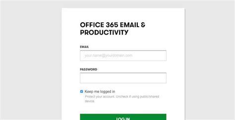 Godaddy Office 365 Email by Godaddy Office 365 Email Login To Sso Godaddy