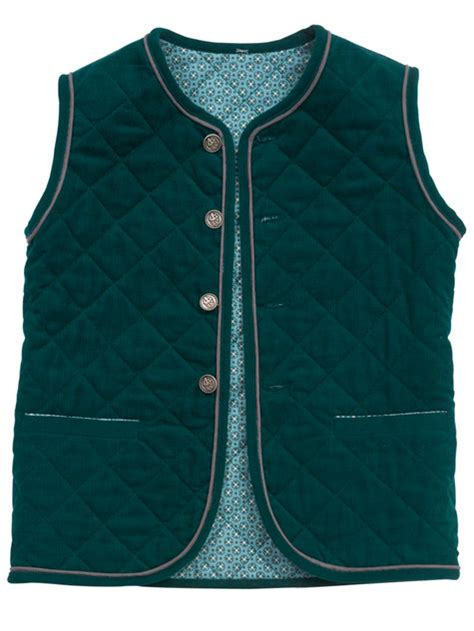 pattern quilted vest quilted vest 09 2014 146 sewing patterns burdastyle com