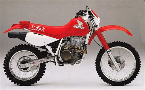 honda cr 600 motorcycle honda xr600r