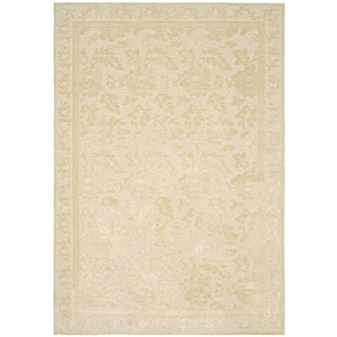 martha stewart rugs home depot martha stewart living peony damask 5 ft 3 in x 7 ft 6 in area rug msr4433a 5 the