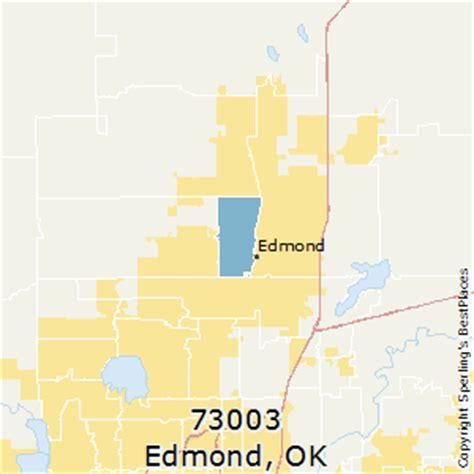 zip code map edmond ok best places to live in edmond zip 73003 oklahoma