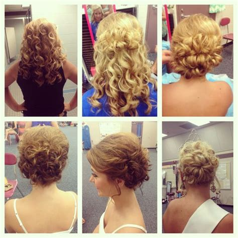 pageant hair on pinterest formal hair pageants and updo pinterest the world s catalog of ideas