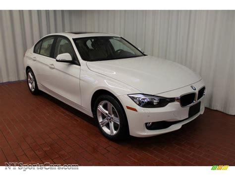 2013 bmw 3 series white 2013 bmw 3 series 328i xdrive sedan in alpine white