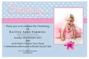 Baptismal Invitation Template Free by Birthday Invitations Christening Invitation Cards