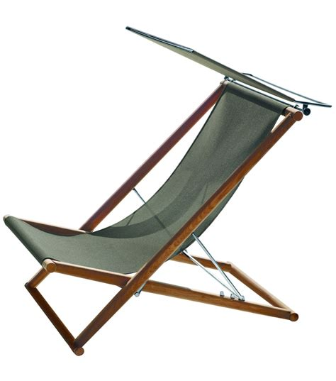 Orson Chair by Orson Roda Deck Chair Milia Shop