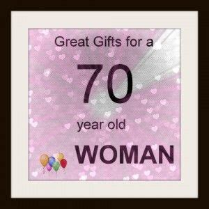 christmas gifts lady 70 yrs old gifts for a 70 year gifts by age and birthday gifts