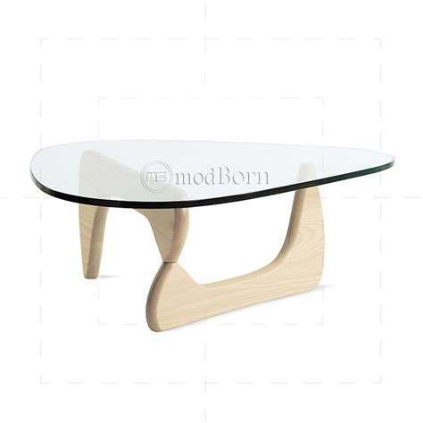 lsamu noguchi style coffee table ashwood