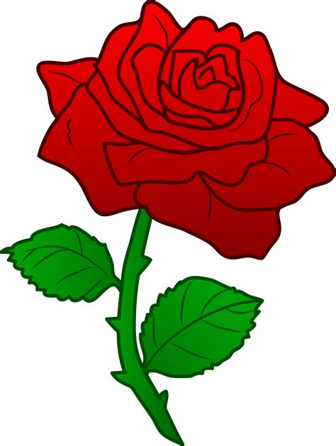 Rosa Clipart Beautiful Free Clip