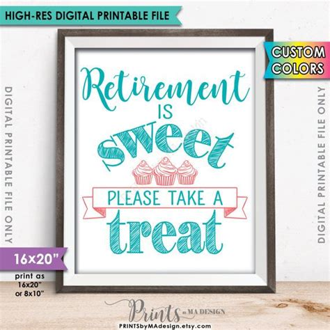 printable retirement road signs free printable retirement signs etame mibawa co