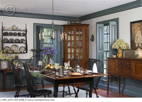 colonial dining room colonial style dining room home