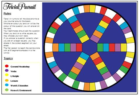 preguntas trivial pursuit i ve been a busy bee creating this trivial pursuit game
