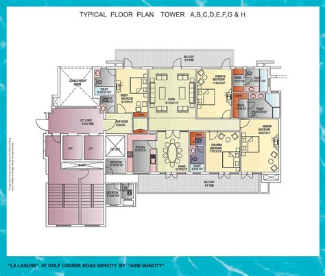 lax floor plan la lagune floor plans