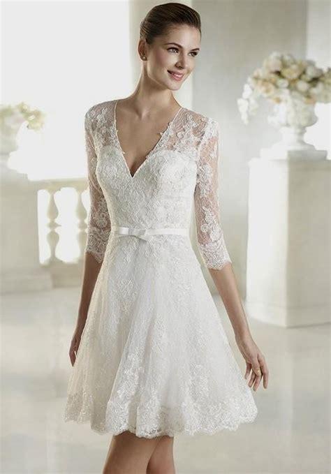 Civil Wedding Dress by Simple White Dress For Civil Wedding Naf Dresses