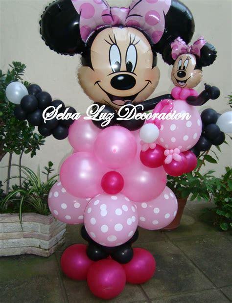 decorar con globos de minnie selva luz decoraci 243 n con globos buenos aires argentina