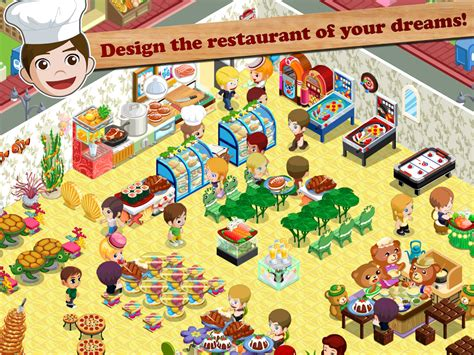 Restaurant Story: Earth Day   Android Apps on Google Play