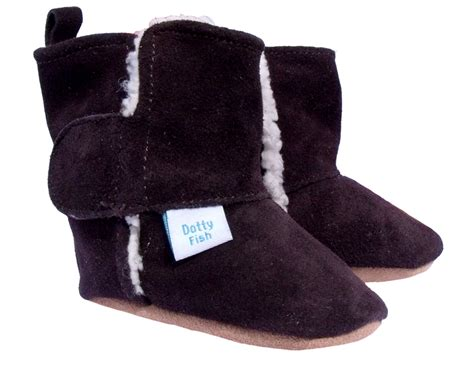 brown suede boots sale dotty fish