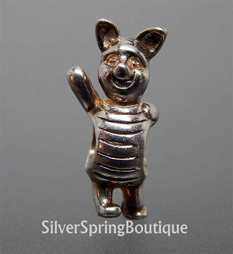 chamilia disney sterling silver piglet bead charm dis 4
