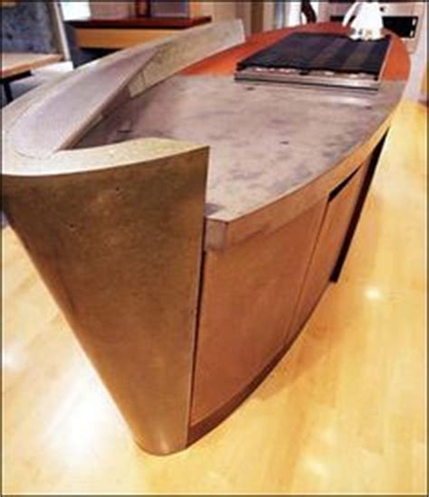 Concrete Countertops Fu Tung Cheng by Concrete On Concrete Table Concrete