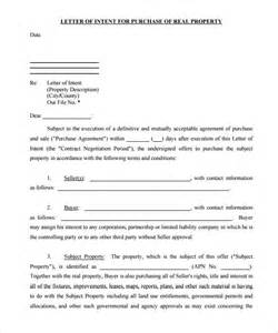 letter of intent to purchase template purchase letter of intent 10 free word pdf format