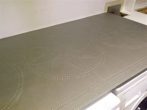 Diy Metal Countertop by Faux Stainless Steel Countertop Bancada De A 231 O Inoxid 225 Vel