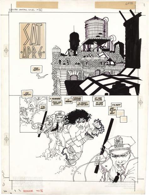 libro elektra by frank miller 221 best frank miller images on frank miller comic books and comic art