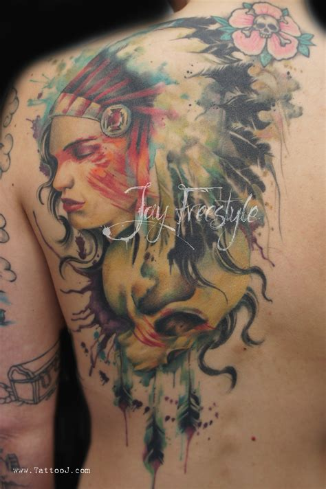 indian skull tattoos tats on flash chicano tattoos and