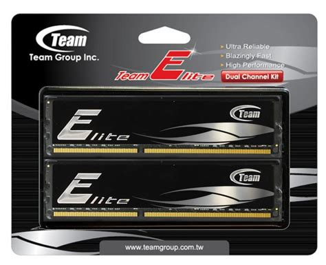 Ram Team Elite Pc Ddr2 2gb 2gb team elite ddr2 pc2 6400 800mhz 5 5 5 15 dual