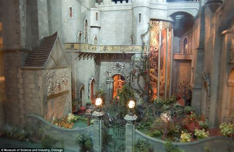 disney doll houses inside the 7million doll house built by a silent era hollywood film star that