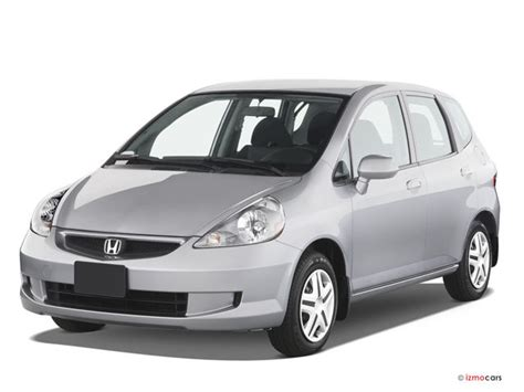 2008 honda fit prices reviews and pictures u s news world report