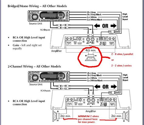 rockford fosgate punch wiring diagram wiring diagram