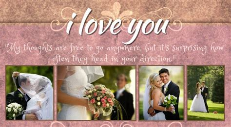 wedding collage template celebrate your wedding anniversary with a photo collage