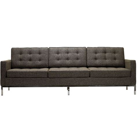 florence knoll loveseat florence knoll sofa reproduction bauhaus sofa