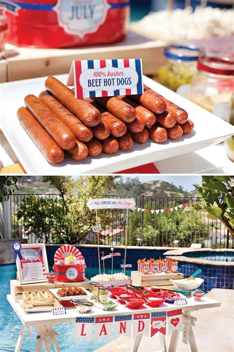 hot bar themes free printables quot all american county fair quot july 4th party